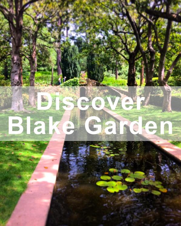 Discover Blake Garden